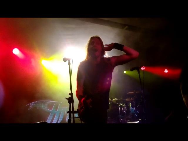 DragonForce Throught The Fire And Flames 12 11 2017