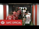 Behind The Scenes: SAFC v Barnsley