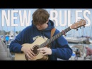 New Rules - Dua Lipa - Fingerstyle Guitar Cover