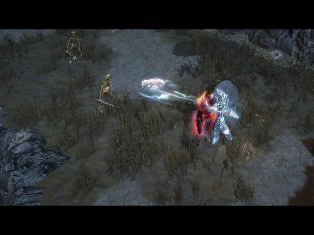 Shield Throw Skill Gem Reveal