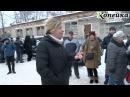 Москва-24 делает репортаж об обрушении парковки жилого дома в Сергиевом Посаде
