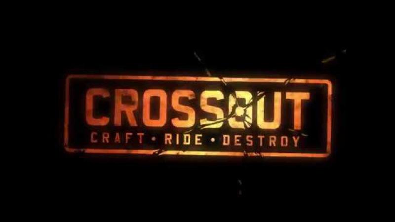 Crossout. Фан трейлер.