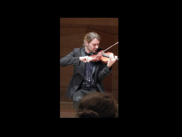 David Garrett,Julien Quentin,'Jeannie with the light brown hair',S.Foster,J.Heifetz