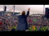 Simple Minds - Don't You (Forget About Me) (T in the Park 2012)