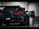 Jap-Riders C-West Nissan Skyline R34 GTT