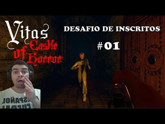 DESAFIOS DE INSCRITOS / VITAS CASTLE OF HORROR 01