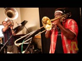 No BS! Brass Band - Haitian Fight Song (Charles Mingus Cover) - Audiotree Live