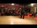 Virginia Pandolfi Ney Melo performance 1 @ Roko Tango NYC 2013