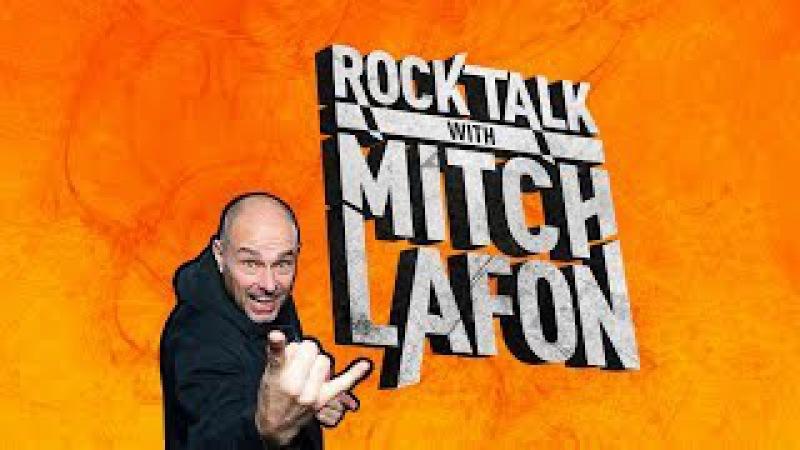 Rock Talk With Mitch Lafon featuring Iron Maiden's Bruce Dickinson