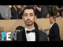 'Rogue One' Star Riz Ahmed Talks Refugee Ban On SAG Red Carpet | PEN | People