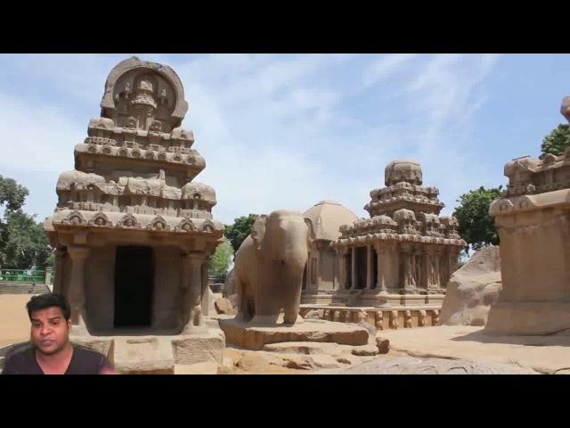 В поисках утраченных технологий - Храм Панча Ратхас