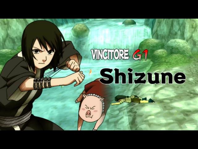 Naruto Ultimate Ninja Heroes 2 The Phantom Fortress HIDDEN MUGENJO часть 24