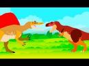 Веселые Динозаврики 2016 Лучшие Мультики про Динозавров. Динозавры Мультфильм дл ...