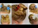TOP 5 SPECTACULAR hairstyles in 5 minutes BACK TO SCHOOL COMPILATION 2