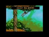 Disney's The Jungle Book (Genesis) Gameplay in 1 Minute