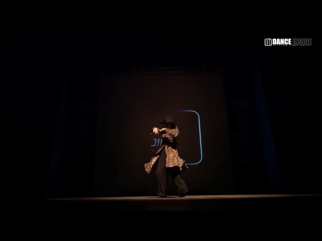 JINI ★ Dance Inside Waacking Judge Demo
