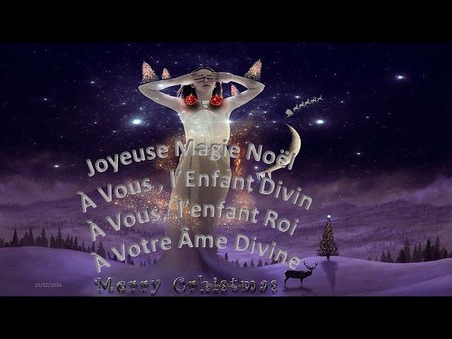 Magie de Noël - La chaîne de Franca Gagliardi