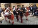 Mandorlo in Fiore 2017 gruppi folkloristici 1^ domenica
