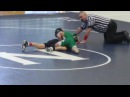 2017 Hbg @ Newport Tournament West Perry kid makes kid taps out(No Legs); J Henderson gets pin