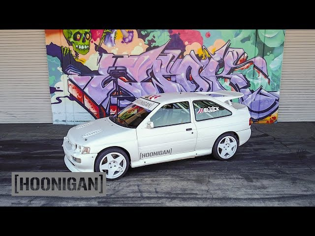 [HOONIGAN] DT 129: Ken Block's 1991 Ford Escort Cosworth Group A Rally Car