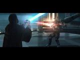 Оби-Ван против Джанго Фетта. HD