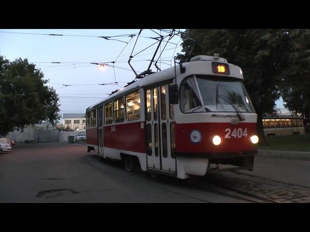 Трамвай Татра Т3 (МТТА) -2404