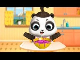 Fun Animals Care Kids Game To Play - Panda Lu Baby Bear Care 2 - Babysitting &amp Daycare Games For Kid