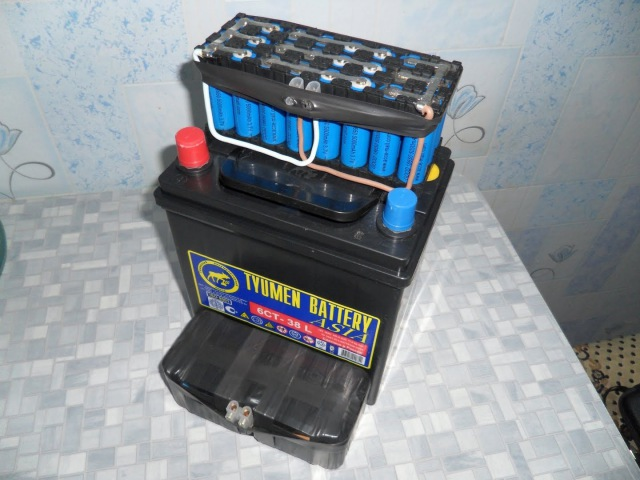 Применение 3,7V Li-ion батареек - их характеристики и сравнение, с другими типами АКБ. Эпилог.