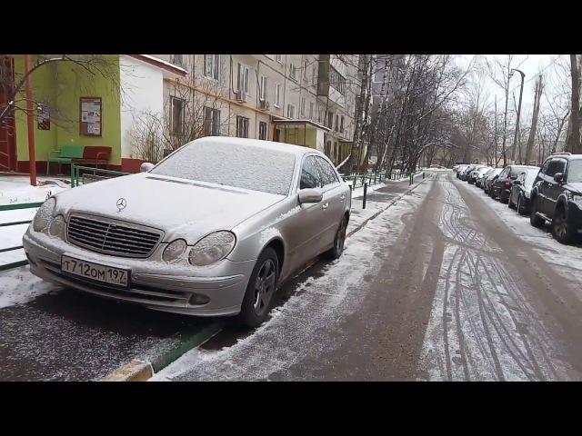 Продолжается стоянка на тротуаре по Сталеваров 12-2