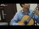 András Csáki plays BWV1006a, on guitar made by Vu Tran