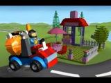 LEGO Juniors Create & Cruise - ЛЕГО МАШИНКИ #12