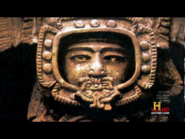 Древние пришельцы: Пришельцы и тайный код (3 сезон Эпизод 13)