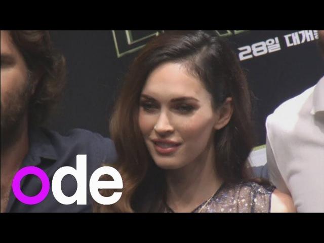 Megan Fox stuns at Teenage Mutant Ninja Turtles premiere