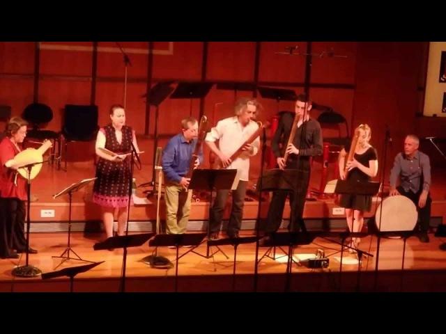 Ensemble Doulce Mémoire - Au joly bois (Claudin de Sermisy / Pierre Certon)