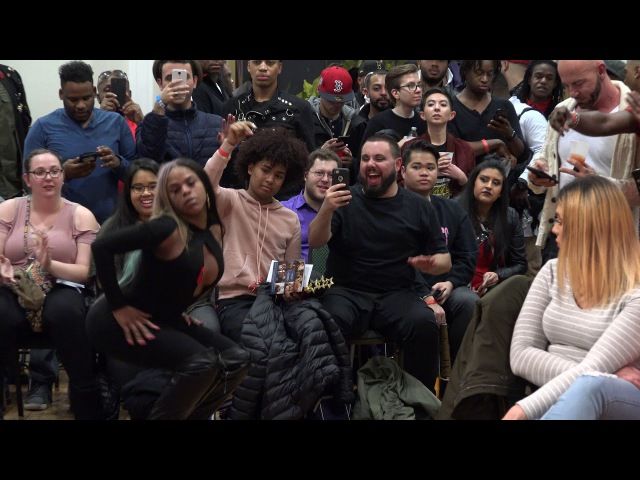 Legendary Performance @ Legendary Athena Khan World Aids Day Ball 2017