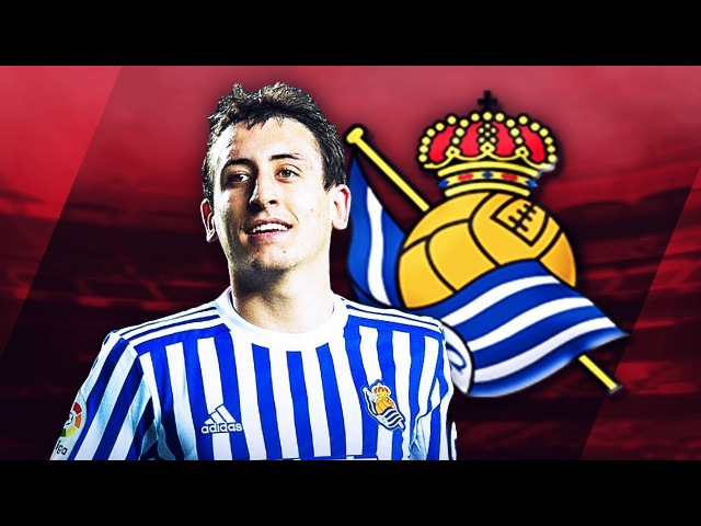MIKEL OYARZABAL - Genius Skills, Passes, Goals Assists - 2017/2018 (HD)