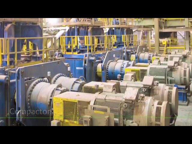 How Potash is Mined Surface Processing with PotashCorp