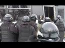 27 февраля 2018 Киев Сутички під стінами Верховної Ради між протестувальниками та поліцією