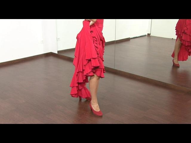 Los estilos de tango flamenco Mirando a Granada y Triana