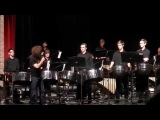 Simon Phillips performs Fishbone - Servitude - Marcus HS Percussion