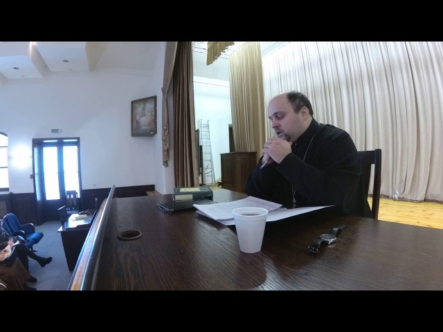 Иерей Дмитрий Каврига - Современная Римо-Католическая Церковь