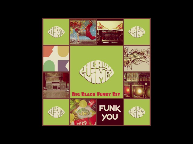 Heavy Lime - Big Black Funky Bit
