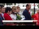 Вшанування пам'яті загиблих військових в АТО покладанням квітів