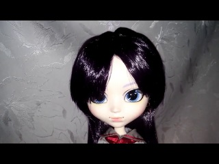 Pullip Sailor Mars Limited Edition Unboxing & Review