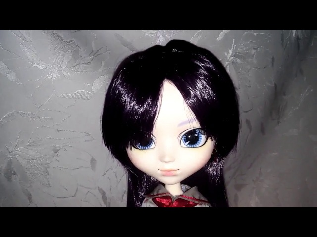Pullip Sailor Mars Limited Edition Unboxing Review