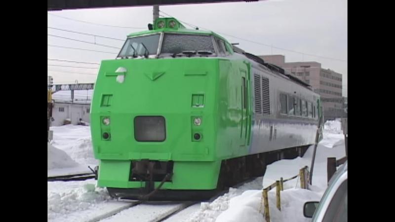 (非HD)キハ183試験塗色車 - matuno kura