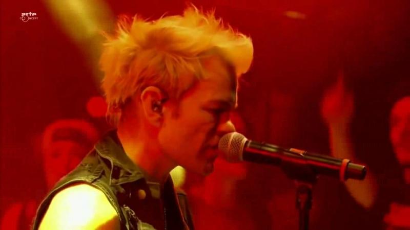 Sum 41 Pieces (live) 2016 HD
