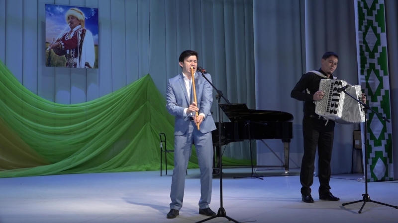 Региональный фестиваль башкирских народных инструментов им. заслуженного работника культуры РБ З. Халилова
