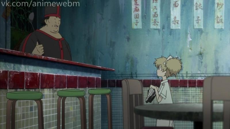 Anime.webm Michiko to Hatchin