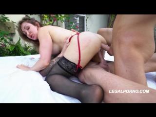 Yasmin scott - горячая сквиртующая милфа [порно, секс, фистинг, анал, минет, зрелая, милф, двойное проникновение, дилдо, сквирт]